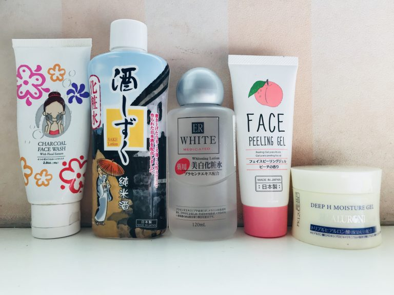 Current Skincare Regime