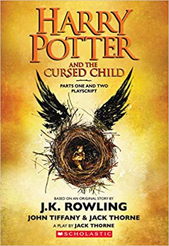 Harry Potter and The Cursed Child - Sequel to Harry Potter