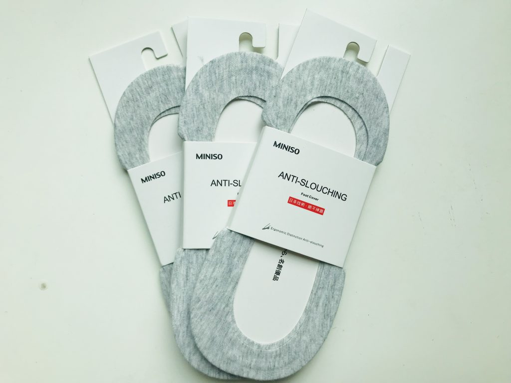 Miniso Anti-Slouching Foot Cover