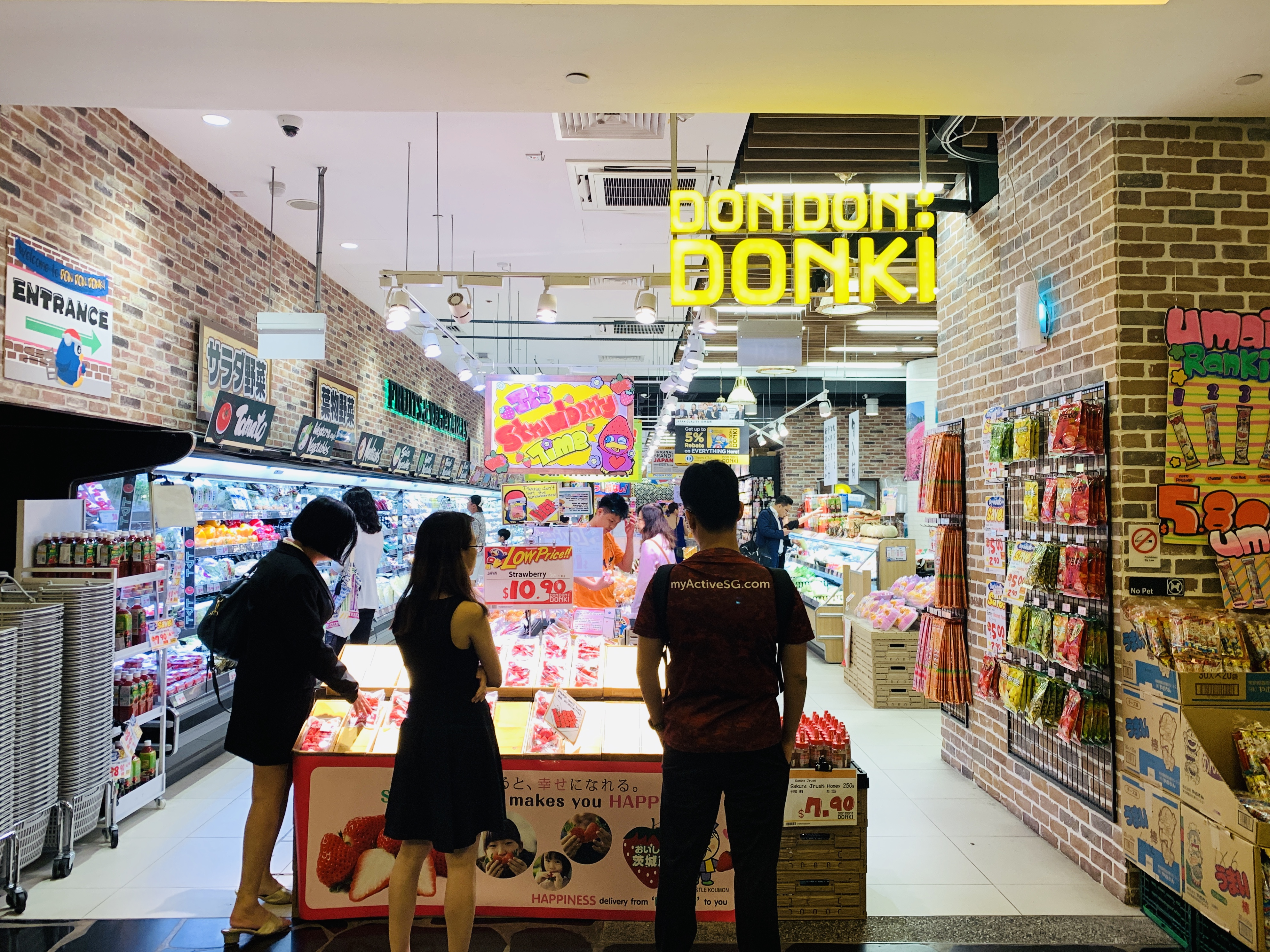 Don Don Donki - Store Front