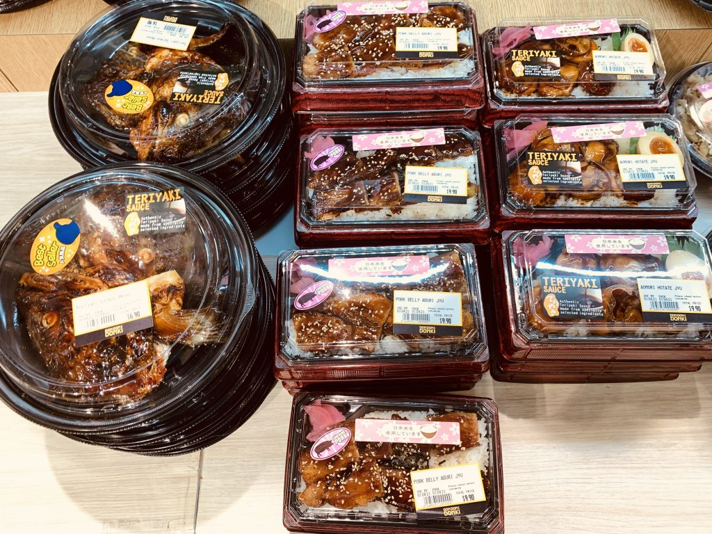 Don Don Donki Ready-to-Eat Meals - Jyus